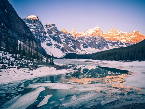 From Calgary to Banff, a family winter adventure