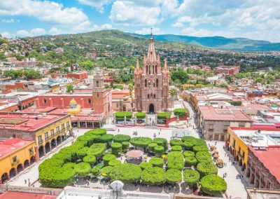 Romance in Mexico City & San Miguel de Allende
