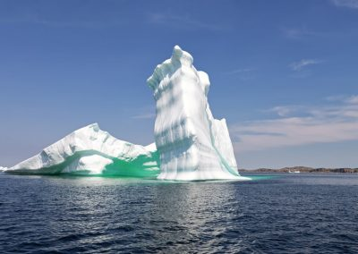 Newfoundland or Iceberg land