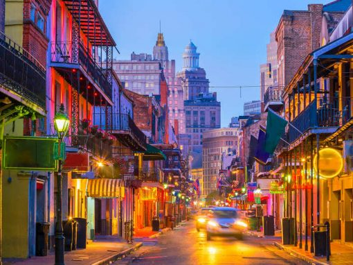 New Orleans 72 hours in style