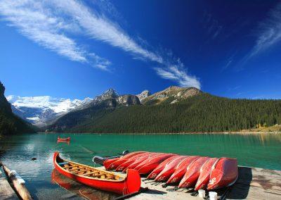 A family summer adventure in Alberta