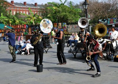 Food & Jazz in New Orleans
