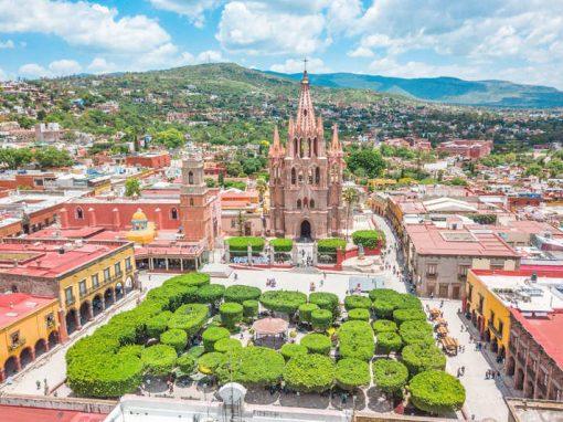Romance in Mexico City & San Miguel de Allende