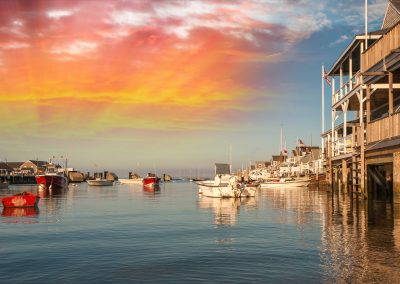 From Boston to Cape Cod, the charm of New England