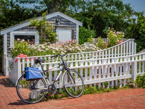 Cape Cod, Nantucket & Martha's Vineyard the charm of the Coast of New England