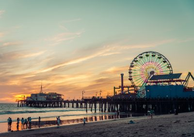 Los Angeles 72 hours in style