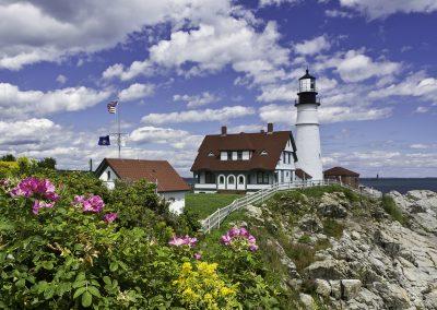 Maine Coast & Lighthouses