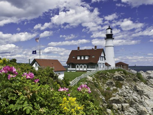 Maine Coast & Lighthouses