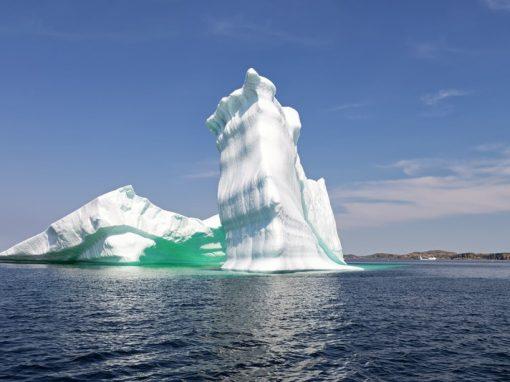 Newfoundland or Iceberg land