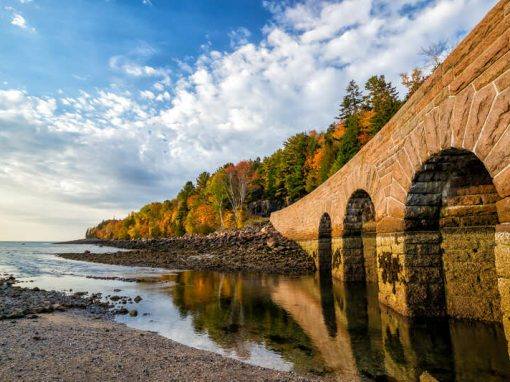 Maine Lighthouses & Arcadia National Park active vacations With a possible extension to New Hampshire
