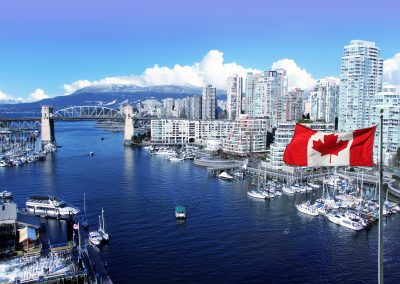 Vancouver 72 hours in style