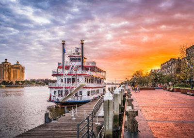Savannah 72 hours in style