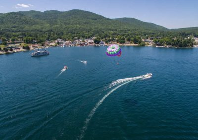 Romantic Weekend from NYC to Lake George